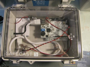 Making radiation monitors after Fukushima meltdown for Safecast